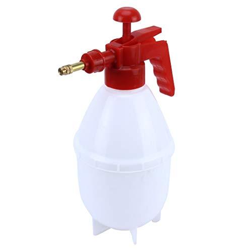 Autowaschpumpe ZubehöR 1.5L Korrosionsbeständige Handdruck Handpumpe Drucksprüher Wasserflasche for Wasch Auto und Garten
