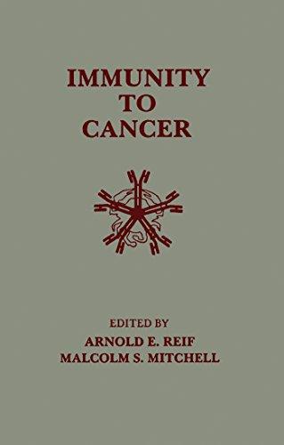 Immunity to Cancer (English Edition)