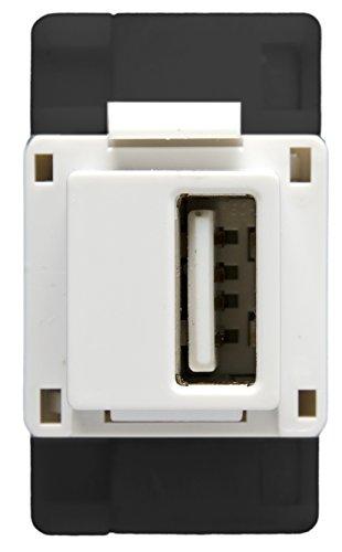 FEB 9100 USB voeding 5V voor Keystone, wit