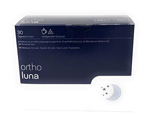 orthomed ortholuna® 30 Tagesportionen Heißgetränk-Granulat (30x10g = 300g)