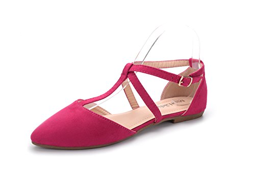 Top 10 best selling list for fuchsia colored flat shoes
