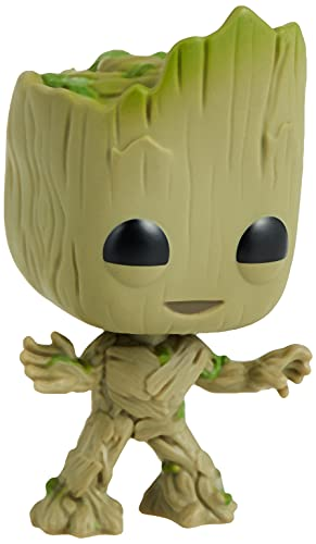 Funko 13230 of The Actionfigur Guardians O/T Galaxy 2: Groot, Braun, Standard