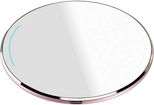 TOZO W1 Wireless Charger Thin Aviation Aluminum Computer Numerical Control Technology Fast Charging product image