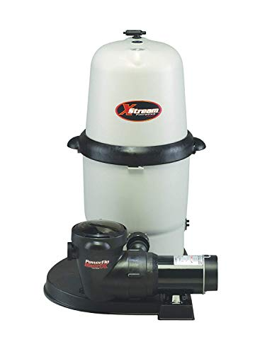 Hayward W3CC15093S XStream Above-Ground Pool Filter Pump System, 1.5 HP