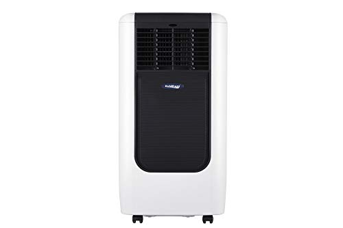 Koldfront PAC10013HBL Large Room Cools Up To 250 Square Foot 110-120V Portable Air Conditioner and Heater