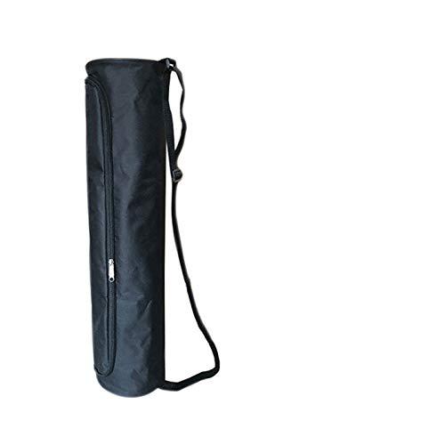 RWEAONT 173 * 61cm Fitness Yoga Mat Pad 6mm PVC Anfänger Tanz Yoga Training Matte Yoga Bag (Color : Blue)