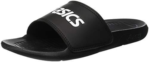 ASICS Unisex-Erwachsene AS003 Dusch- & Badeschuhe, Schwarz (Black/Black 9090), 39 EU