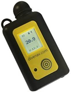 nitroxbuddy2: Oxygen Smart Gas Analyzer for Scuba Diving - Includes Oxygen Sensor. Can be Controlled with a Smartphone or Tablet