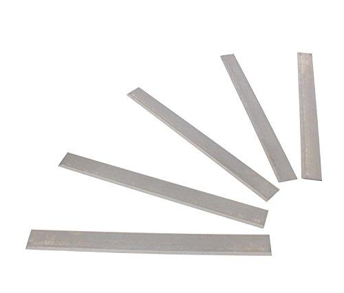 ABN Ersatz-Rasierklingen, 20,3 cm, 5 Stück – für schwere Garagenbodenbeläge zum Entfernen und Abreißen