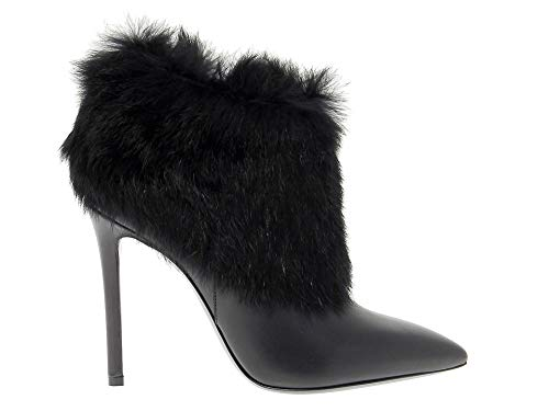 Pollini Luxury Fashion Damen POLLINI2127 Schwarz Stiefeletten | Jahreszeit Outlet