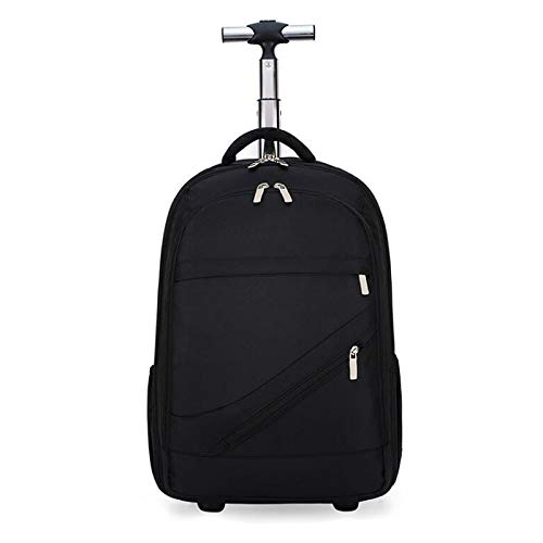 YQY Wheeled Backpack Adorable Trolley School Bag Kids School Travel Laptop Books Multifunction Wheeled Backpack Luggage