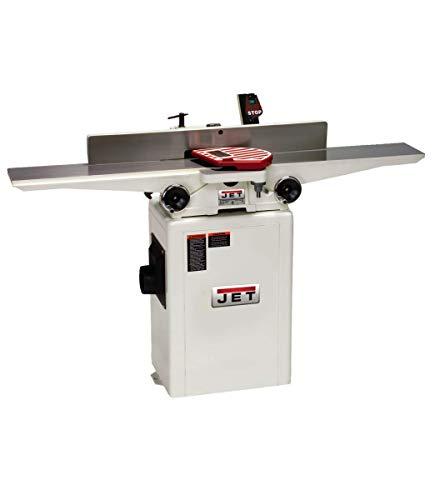 JET - JJ-6HHDX Long Bed Helical Head Jointer