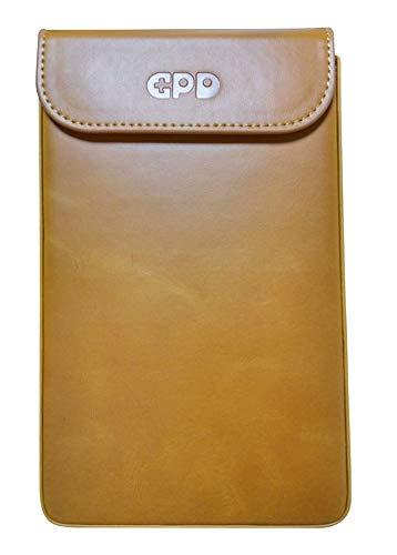 Funda de cuero para GPD Pocket