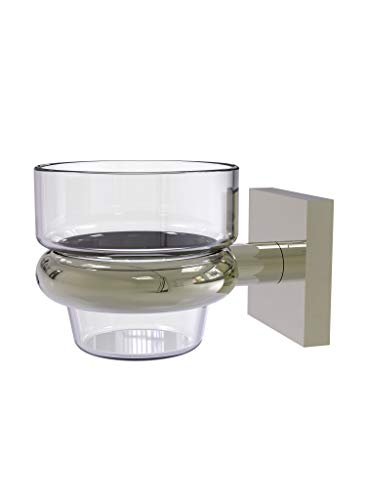 Allied Brass MT-64 Montero Collection Wall Mounted Votive Candle Holder, Polished Nickel