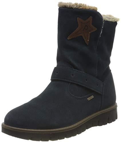 PRIMIGI Mädchen PRO Gore-TEX 43790 Biker Boots, Blau (Navy 4379000), 35 EU