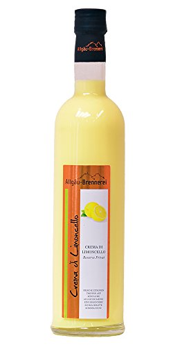 Allgäu-Brennerei Crema di Limoncello (1 x 0,5 l)
