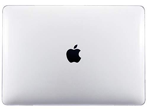 RQTX Estuche rígido Transparente Transparente para MacBook Air de 11 Pulgadas Modelo A1465 A1370 Carcasa de plástico Duro ultradelgada (Transparente Brillante)