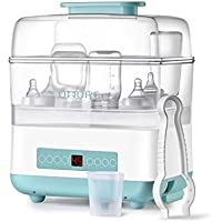 OMORC 6-in-1 Baby Bottle Warmer and Dryer