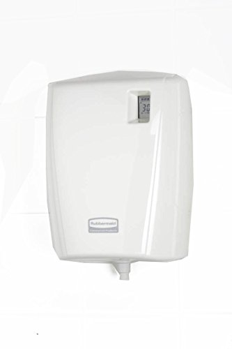 Rubbermaid 1817010-004 Dispenser per Sapone Liquido, Bianco, 4 Pezzi