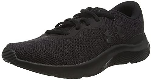 Under Armour Mojo 2, Zapatillas para Correr de Carretera Mujer, Negro Negro Negro 002, 38 EU