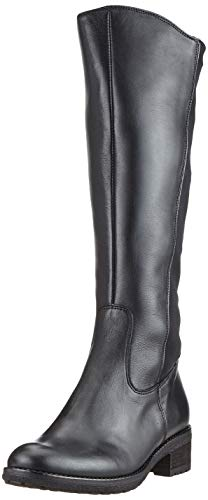 Gabor Damen Fashion Hohe Stiefel, Schwarz (Schwarz 28), 40 EU