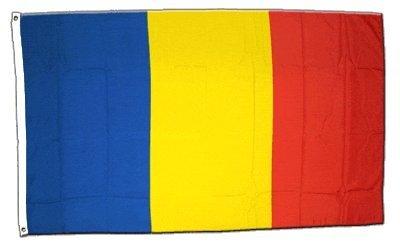 XXL Flagge Fahne Rumänien 150 x 250 cm by Flaggenfritze