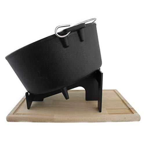 A. Weyck Tools Dutch Oven Schichter für Schichtfleisch 173