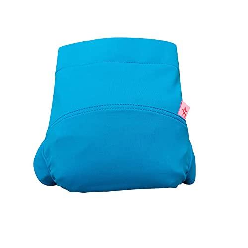 Couche T.MAC lavable - réutilisable Hamac saine pour bébé et l'environnement - Coloris : Récif - Taille M (6-12 kg)