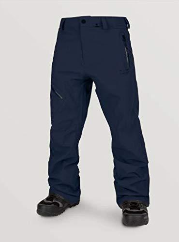 Volcom L Gore-Tex Pant – Pantaloni da Uomo, Uomo, Pantaloni, G1351904, Blu (Navy), S