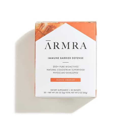 ARMRA - Bovine Colostrum Superfood - Blood Orange...
