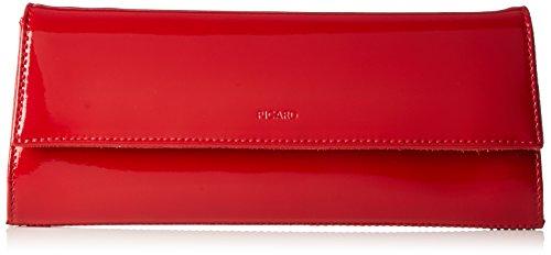 Picard AUGURI 402233F Damen Clutches 26x11x3 cm (B x H x T), Rot (Rot-lack)