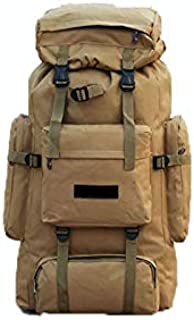 Image of Outdoor mountaineering bag 70l Tactical Bag Military Backpack Mountaineering Men Travel Outdoor Sport Bags Molle Backpacks Hunting Camping Rucksack