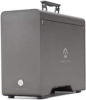 【国内正規品】 AKiTiO Node Titan / 650W電源 / Thunderbolt 3 接続/eGPU 拡張Box/フルレングス フルハイト ダブル幅 PCIeカード (eGPU ケースのみ)