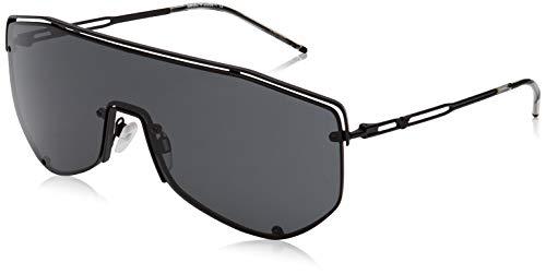 Emporio Armani 0EA2072 Gafas de sol, Matte Black, 45 para Hombre