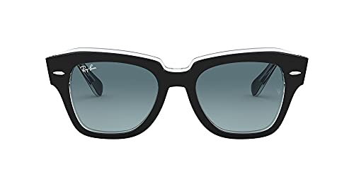 Ray-Ban State Street Gafas de Lectura, 12943m, 49 Unisex Adulto