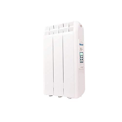 farho Radiador Electrico XP 330W (3) · Emisor Térmico con Termostato Digital Programable 24/7 · WiFi Opcional · Radiadores Electricos Bajo Consumo para estancias de hasta 5 m² · 20 AÑOS DE GARANTÍA