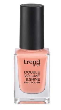 DM trend it up Double Volume & Shine Nail Polish Nr. 050 Inhalt: 11ml Nagellack für strahlend schöne Nägel.
