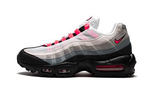 Nike Air Max 95 Mens Running Shoes 609048 106 Hite Solar Red