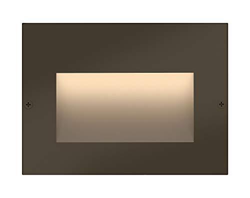 Hinkley 1563BZ Landscape Taper, Horizontal Step Light, Bronze
