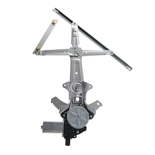 A-Premium Power Window Regulator with Motor Compatible with Honda CR-V 2012-2016 Front Passenger Side