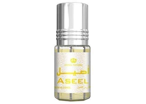 Business Square Musc Parfum Al Rehab Aseel 3ml 100% Huile