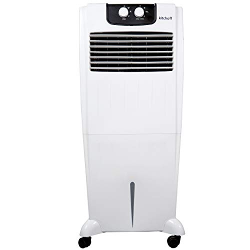 KITCHOFF Air Cooler With 35-litres Water Tank, Cool Flow...