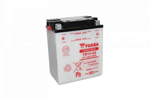 pas cher un bon Batterie moto YUASA YB14-A2
