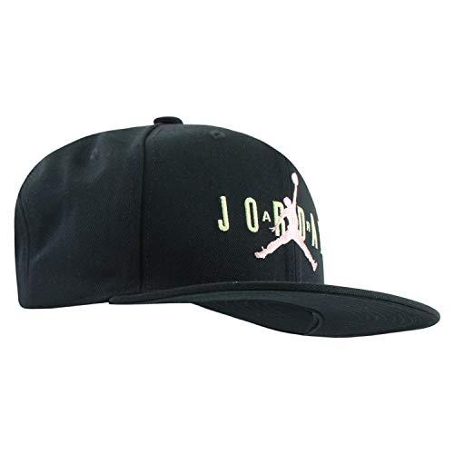 Nike Herren Jordan Pro Jumpman Air Kappe Schwarz OS