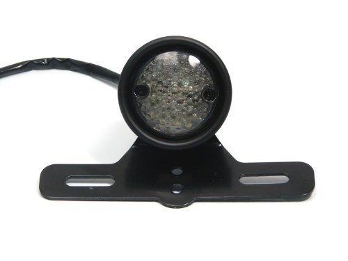 Moto LED Feu Stop Arrière avec Support