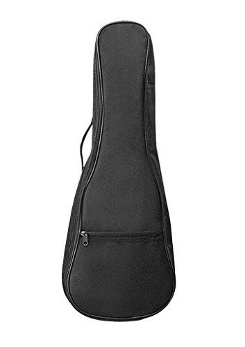 Gitarrentasche Ukulelen Paket Wasserdicht,mit Schultergurt und Griff,für Akustikgitarre und Klassikgitarre,mit zusätzlichen Taschen zum einfachen Laden von Musiknoten oder Tuner-Gitarrenzubehör