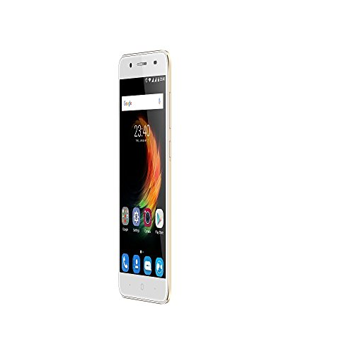 'ZTE Blade A610Plus–Smartphone mit 5Display (4GB RAM, 13Megapixel Frontkamera), Gold