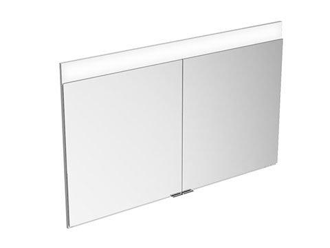 Keuco Spiegelschrank 21512171301 Edition 400 Wandeinbau, 1 Lichtfarbe, 1060x650x154mm Keuco