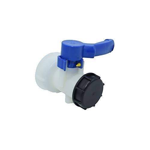Vanne pour cuve IBC 1000 litres 2\
