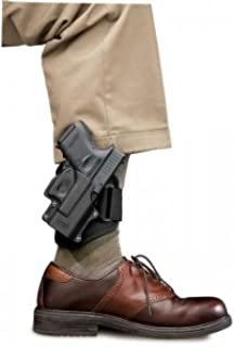 ankle holster with magazine pouch